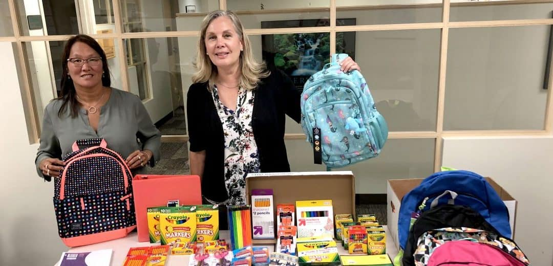 School Supplies for Twin Cities Kids in Need Resource Center